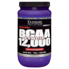 Ultimate Nutrition BCAA 12000 457 г без вкуса