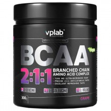 VPLab BCAA 300 г виноград