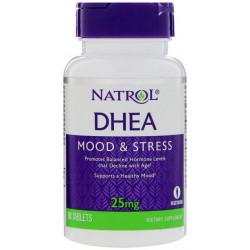 DHEA Natrol DHEA 90 табл. натуральный