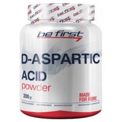 Бустер тестостерона Be First D-Aspartic Acid Powder 200 г натуральный