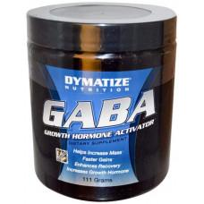 Добавка для нервной системы Dymatize Nutrition Gaba 111 г натуральный