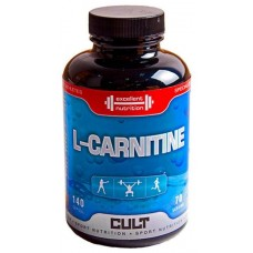 CULT Sport Nutrition L-Carnitine, 140 капсул