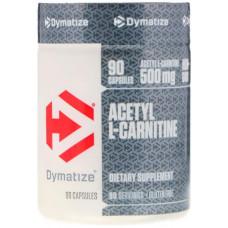 Dymatize Nutrition Acetyl L-Carnitine, 90 капсул