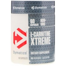 Dymatize Nutrition L-Carnitine Xtreme, 60 капсул
