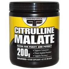 Prima Force Citrulline Malate Powder 200 г без вкуса