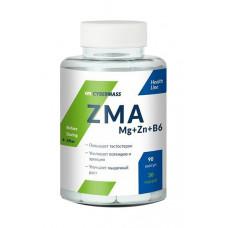 Витаминно-минеральный комплекс CyberMass Zma Mg+Zn+B6 90 капсул