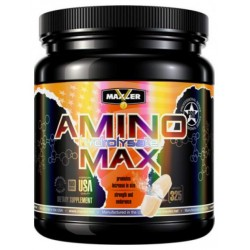 Maxler Amino Max Hydrolysate 325 таблеток без вкуса