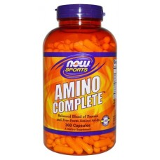 NOW Sports Amino Complete 360 капсул без вкуса
