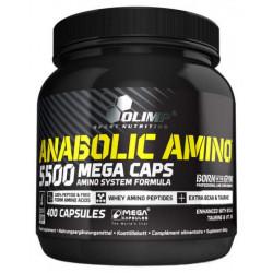 Olimp Anabolic Amino 5500 400 капсул без вкуса