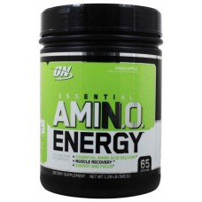 Optimum Nutrition Amino Energy 585 г зеленое яблоко