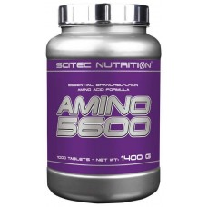 Scitec Nutrition Amino 5600 1000 таблеток без вкуса