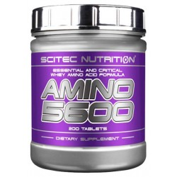 Scitec Nutrition Amino 5600 200 таблеток без вкуса