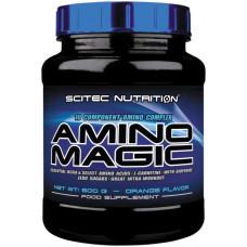 Scitec Nutrition Amino Magic 500 г апельсин