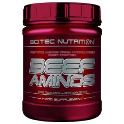 Scitec Nutrition Beef Aminos 200 таблеток без вкуса