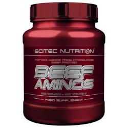 Scitec Nutrition Beef Aminos 500 таблеток без вкуса