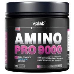 VPLab Amino Pro 9000 300 таблеток без вкуса