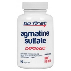 Be First Agmatine Sulfate Capsules 90 капсул без вкуса