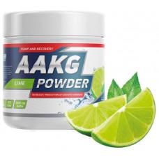 GeneticLab Nutrition AAKG Powder 150 г лайм