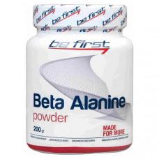 Be First Beta-Alanine Powder 200 г без вкуса