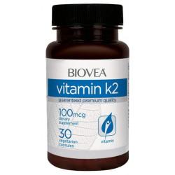 Витамин K2 BIOVEA Vitamin K2 30 капсул