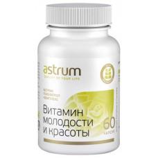 Витамин E Astrum Токоферол Комплекс 60 капсул