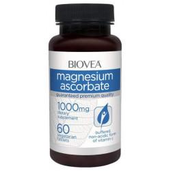 Витамин C EuroVital Magnesium Ascorbate 60 таблеток