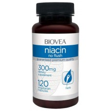 Витамин B BIOVEA Niacin 120 капсул