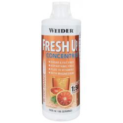 Витаминно-минеральный комплекс Weider Fresh Up 1000 мл, апельсин