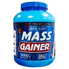 Гейнер CULT Sport Nutrition Mass Gainer 3000 г Strawberry