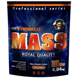 Гейнер CyberMass Mass Gainer 4540 г Chocolate