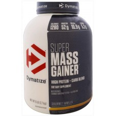 Гейнер Dymatize Nutrition Super Mass Gainer 2700 г Gourmet Vanilla