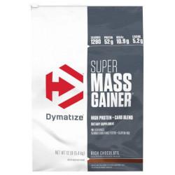 Гейнер Dymatize Nutrition Super Mass Gainer 5430 г Rich Chocolate