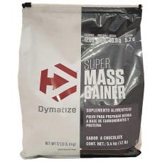 Гейнер Dymatize Nutrition Super Mass Gainer 5430 г Fudge Brownie