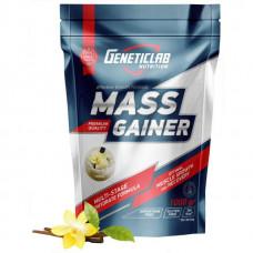 Гейнер GeneticLab Nutrition Mass Gainer 1000 г Vanilla
