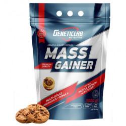 Гейнер GeneticLab Nutrition Mass Gainer 1000 г Cookie