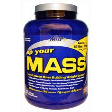 Гейнер MHP Up Your Mass 865 г Vanilla