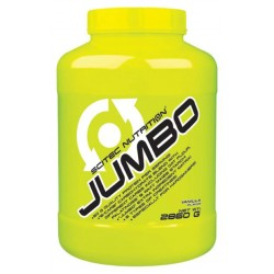 Гейнер Scitec Nutrition Jumbo 2860 г Vanilla