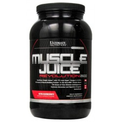 Гейнер Ultimate Nutrition Muscle Juice Revolution 2120 г Strawberry