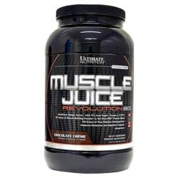 Гейнер Ultimate Nutrition Muscle Juice Revolution 2120 г Chocolate