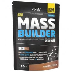 Гейнер VPLab Mass Builder 1200 г Chocolate