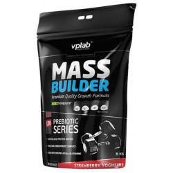 Гейнер VPLab Mass Builder 5000 г Strawberry Yoghurt