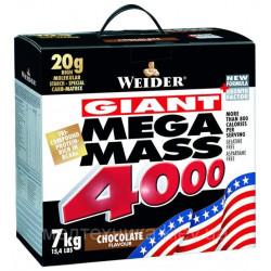 Гейнер Weider Mega Mass 4000 7000 г Chocolate