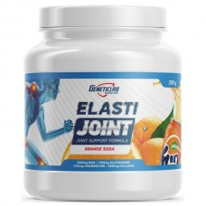 Глюкозамин хондроитин MSM GeneticLab Nutrition Elasti Joint 350 г апельсин