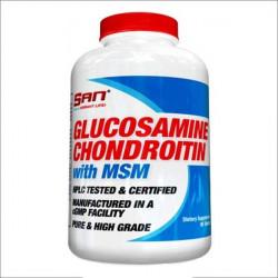 Глюкозамин хондроитин MSM SAN 90 табл.