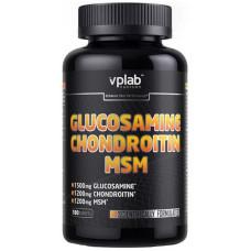 Глюкозамин хондроитин MSM VPLab 180 табл.