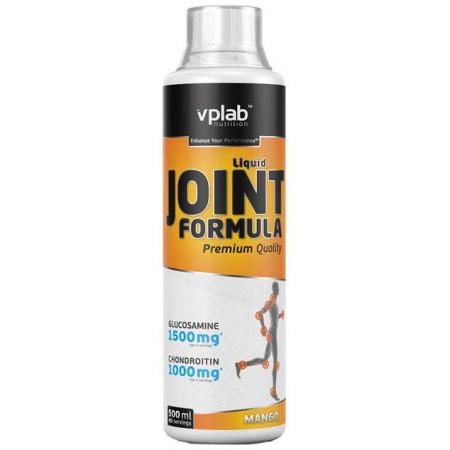 Глюкозамин хондроитин MSM VPLab Joint Formula Liquid 500 мл манго