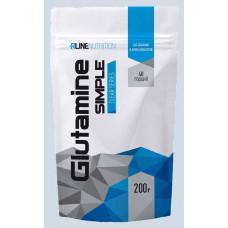 Rline Glutamine Simple 200 г без вкуса
