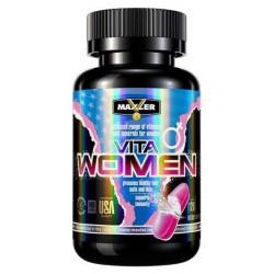 Витаминно-минеральный комплекс Maxler VitaWomen 120 таблеток