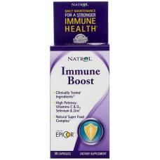 Добавка для иммунитета Natrol Immune Boost 30 капс. натуральный