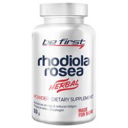 Добавка для нервной системы Be First Rhodiola Rosea Powder 33 г натуральный
